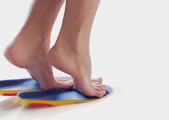 Wkładki ortopedyczne
